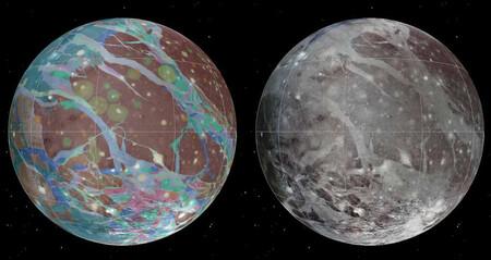 En pocos días estaremos a tan solo 1.038 kilómetros de la superficie de la luna más grande de Júpiter