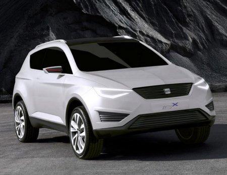 SEAT IBX Concept, novedad en Ginebra