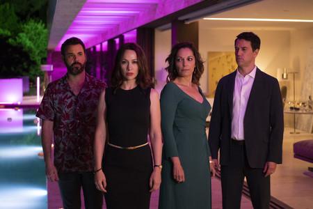 'El nudo': una de las grandes apuestas de Atresplayer por las series originales se revela como un ligero y eficaz thriller