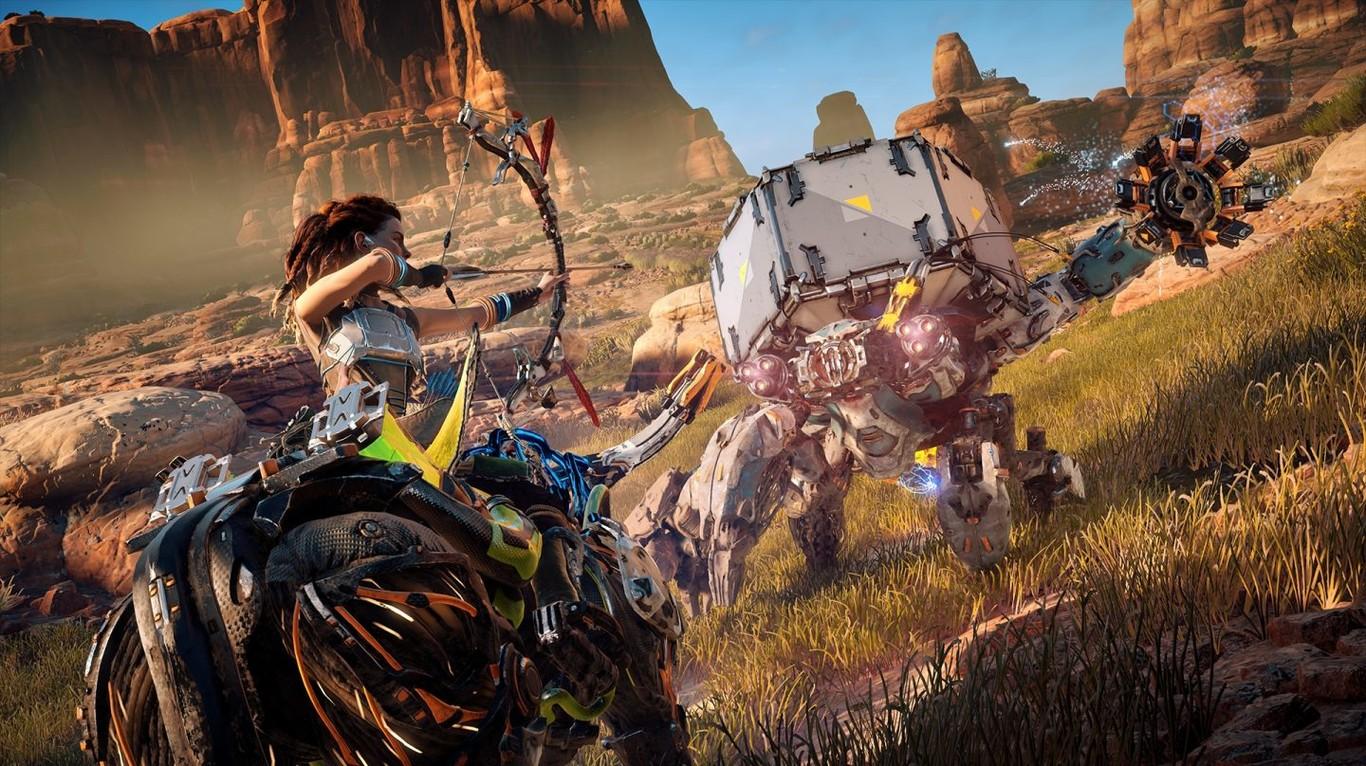 Los sistemas de cámaras de Horizon Zero Dawn y God of War han sido hackeados: así lucen los juegos allí donde...