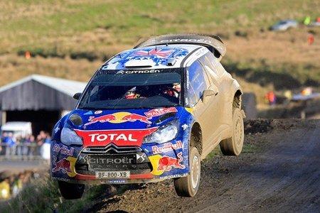 Rally de Gales 2011: Jari-Matti Latvala gana y Sébastien Ogier se lleva la Power Stage