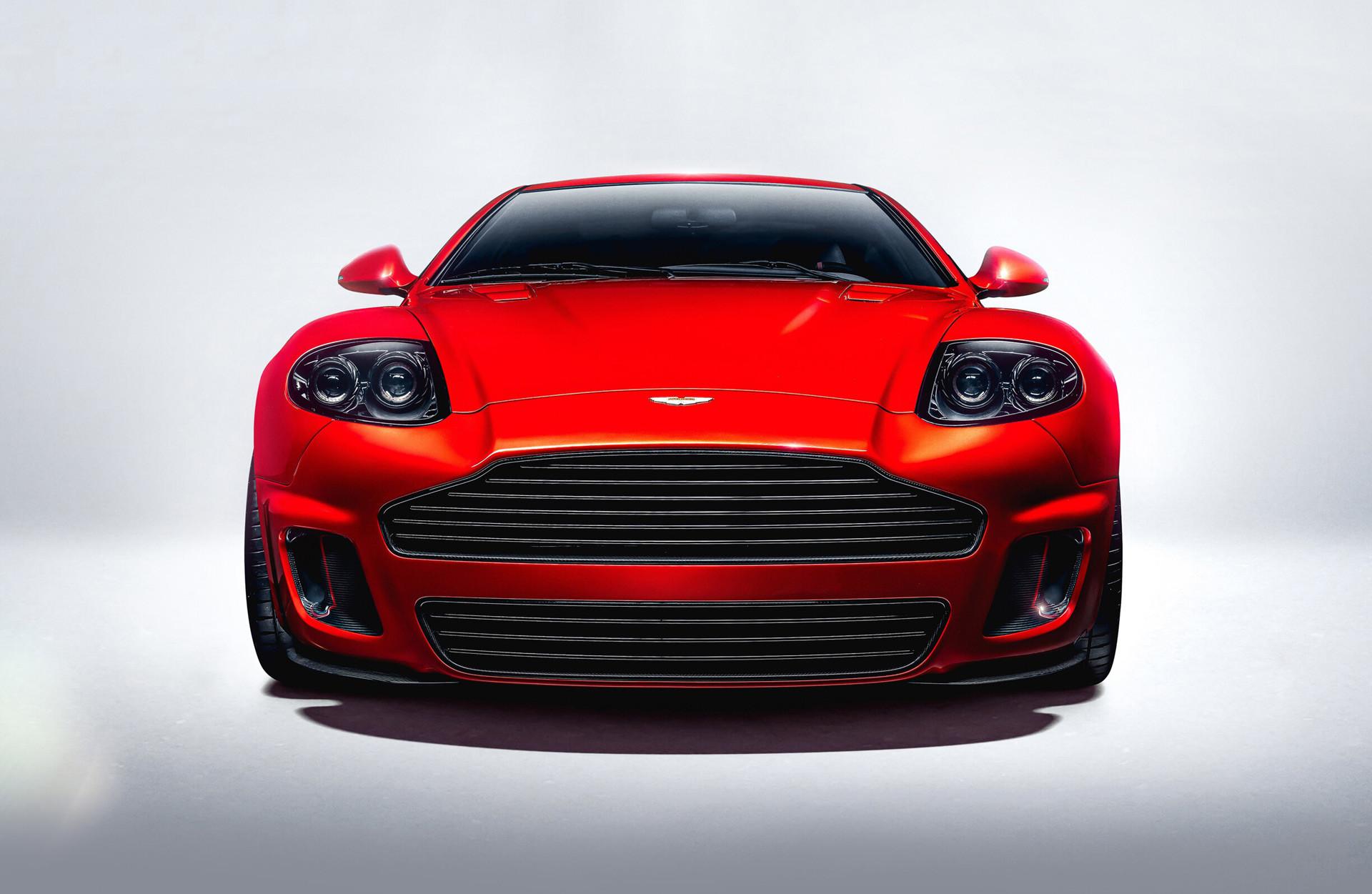 Foto de Aston Martin Vanquish Callum 25 by R-Reforged (14/19)