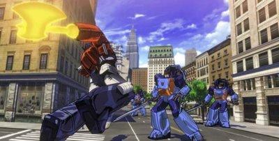 El nuevo proyecto de PlatinumGames podría ser Transformers Devastation de Activision