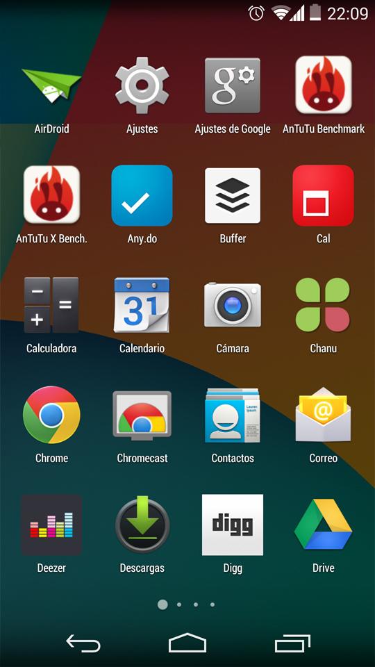 Foto de Android 4.4 KitKat (4/21)