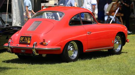 1961 Porsche 356 Super 90 Coupe T5 B