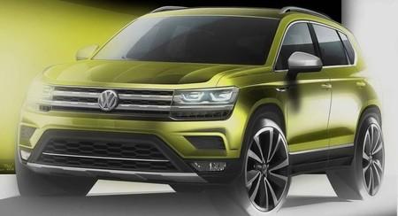 El Volkswagen Tarek se acerca: esto sabemos del hermano menor de Tiguan para México