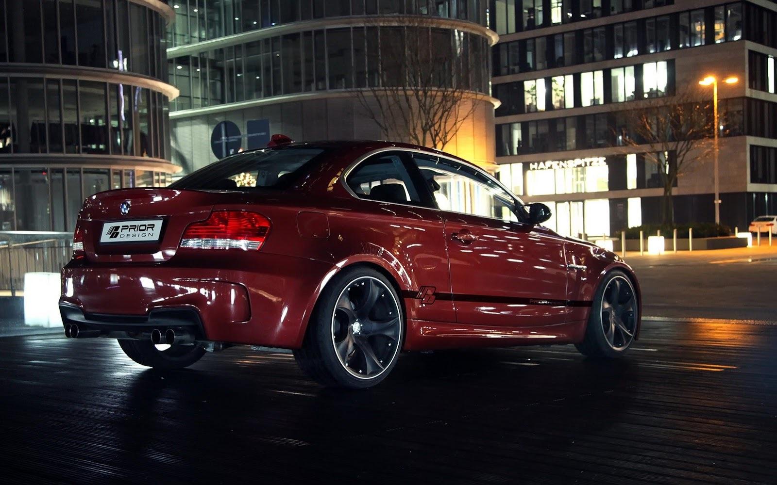 Foto de Prior Design BMW Serie 1 Coupé (10/27)