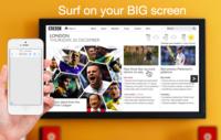 AirWeb nos ofrece tener un navegador totalmente funcional en nuestro Apple TV