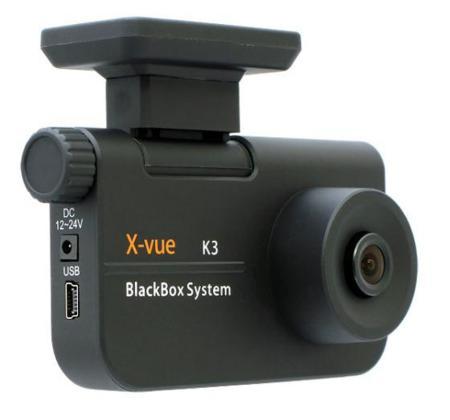 UMAZONe K3, una cámara de vídeo para el coche