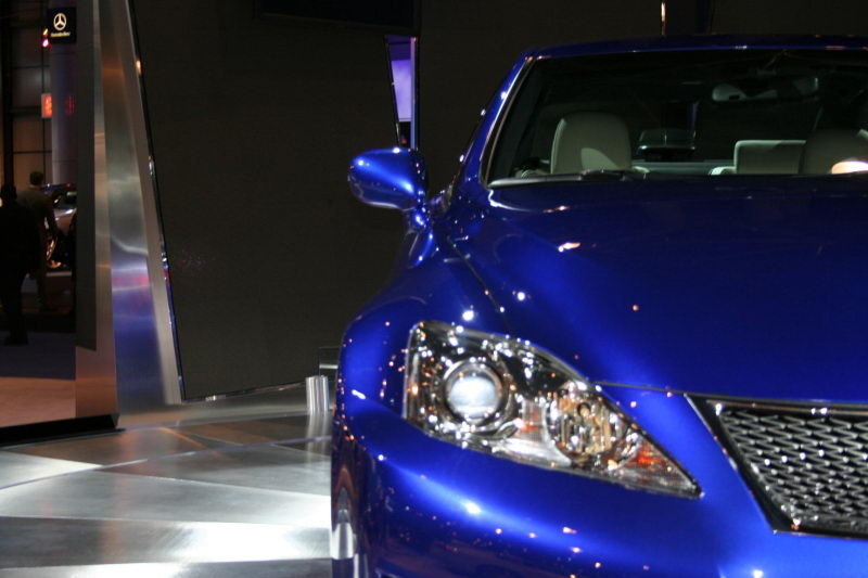 Foto de Lexus IS-F (76/111)