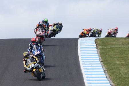 Gp Australia Moto2 Thomas Luthi