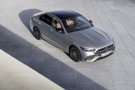 Mercedes Benz Clase C 2022 24