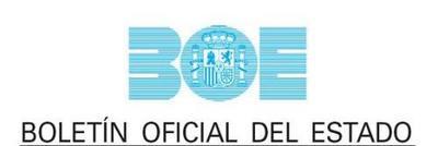 Edición electrónica del Boletín Oficial del Registro Mercantil