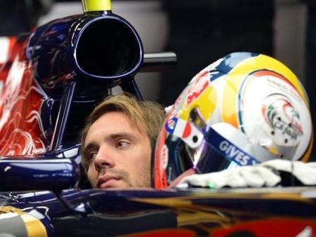 Jean-Eric Vergne seguro de conservar su lugar en Toro Rosso