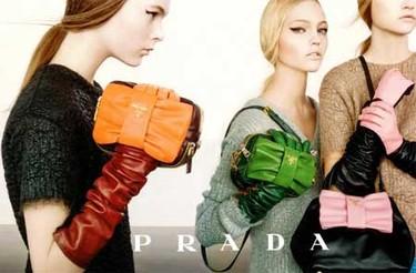 El bolso de mano de Prada