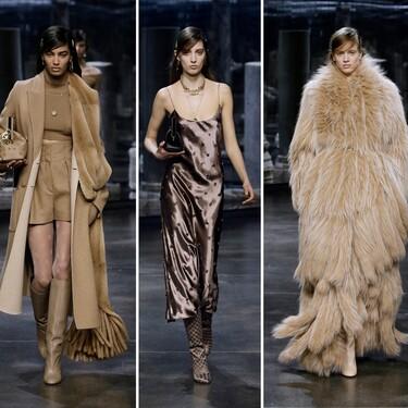 Lo clásico puede ser moderno y Kim Jones lo ha demostrado con la colección Otoño-Invierno 2021/2022 de Fendi