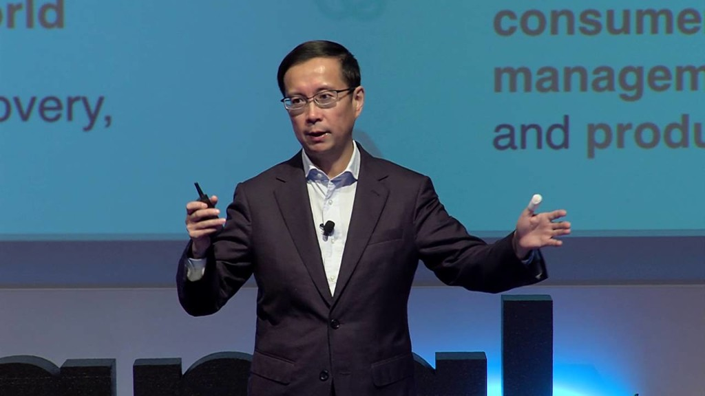 ¿Quién es Daniel Zhang, el sucesor de Jack Ma como presidente ejecutivo del gigante chino de Internet Alibaba?