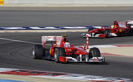 Bahréin 2010 Alonso Massa