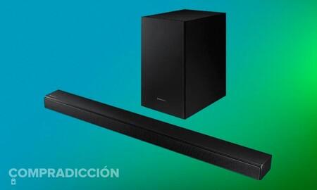 Al mejor precio hasta la fecha: la barra de sonido Samsung HW-T550 puede ser tuya por sólo 149 euros en El Corte Inglés