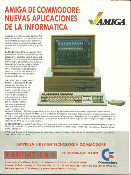 1988 Amiga 2000