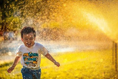 Cómo enseñar a tu hijo a que disfrute (mucho) de la vida