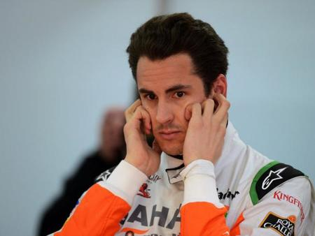 Adrian Sutil admite que no cree ni en amuletos ni en supersticiones