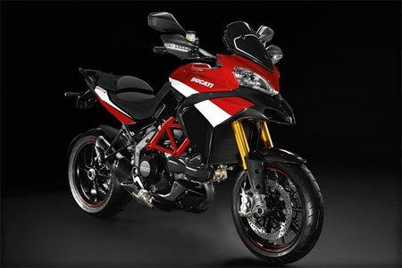 Ducati Multistrada 1200 S Pikes Peak, el homenaje al campeón