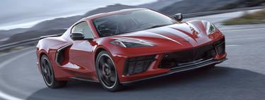 El Chevrolet Corvette 2020 quiere ser un Ferrari yanqui con motor central de 495 hp