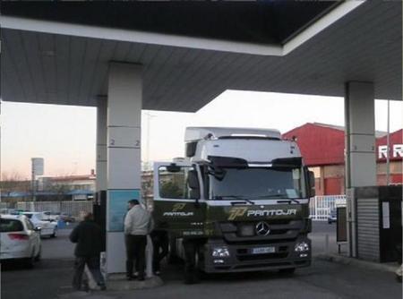 Solaris diesel, un sistema GLP para vehículos de gasóleo