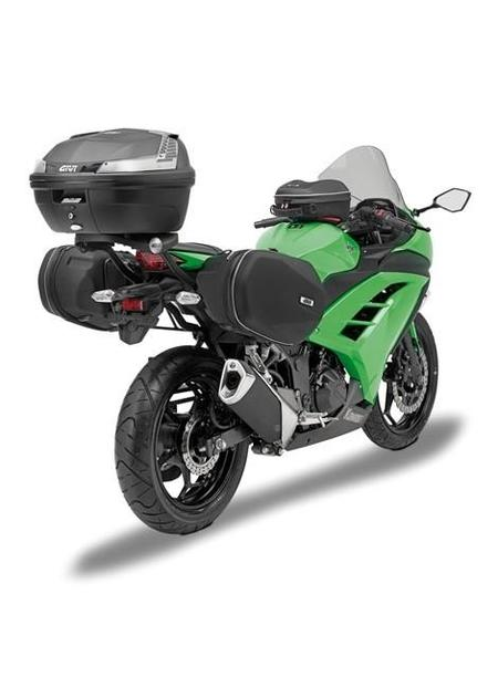 Kawasaki Ninja 300 by Givi