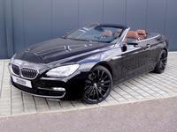 BMW 650i Cabrio por Kelleners Sport, 490 caballos de potencia