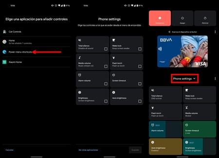 Personalizar Menú Apagado Android 11