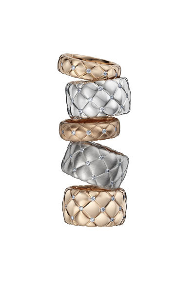 fabergeTreillage-Rose-White-Gold-5-Rings
