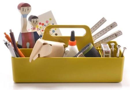 La caja de herramientas de Vitra
