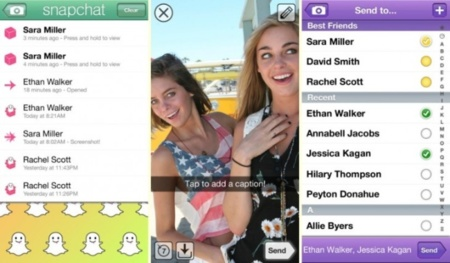 Facebook pretende lanzar una nueva aplicación de mensajería al estilo de Snapchat