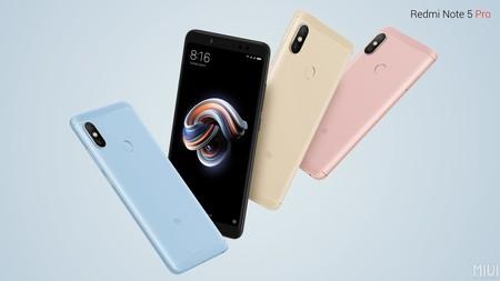 0863b54eaf2 La evolución de los Xiaomi Redmi Note 4 a los Note 5: la generación que  elevó el listón