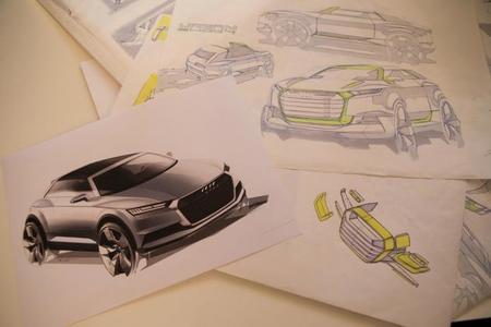 Diseño Audi