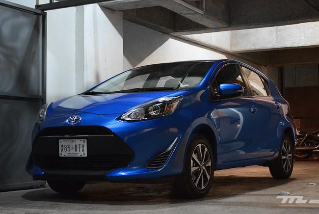 Toyota Prius C, esta semana en el garaje de Motorpasión México