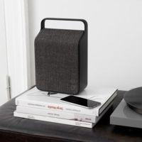 Vifa Oslo, un altavoz Bluetooth portátil y de diseño para usar dentro de casa