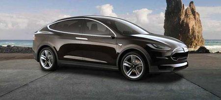 Tesla desvela el Model X