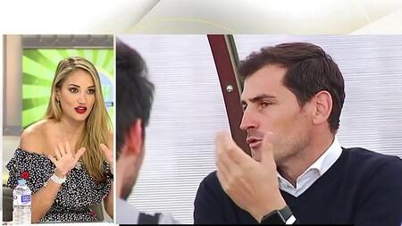 Alba Carillo Iker Casillas