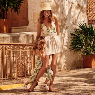 H&M quiere celebrar el día de la madre con estilo y propone looks de madre e hija estilosos (y a conjunto)