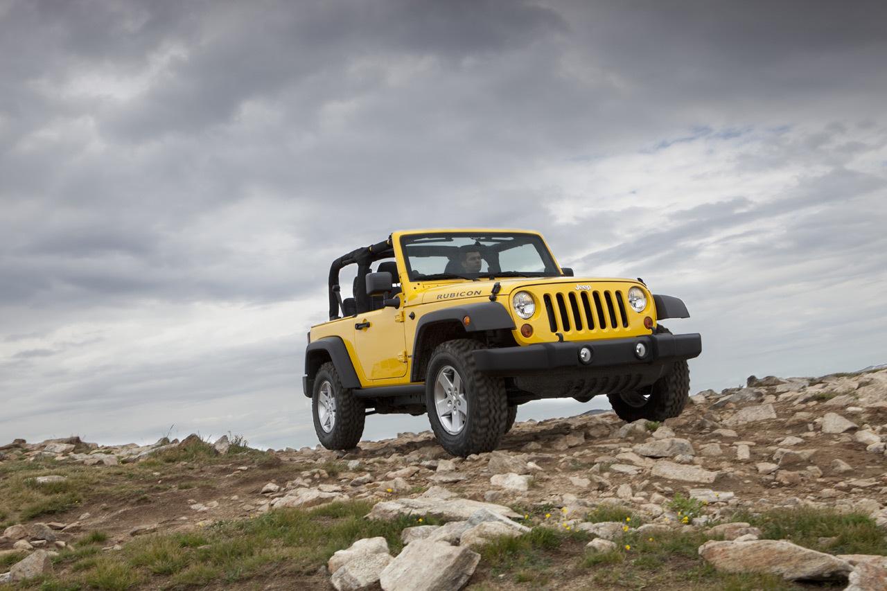 Foto de 2011 Jeep Wrangler (11/27)