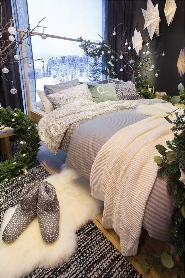 Ikea Temporary Dormitorios Escaparate Navidad