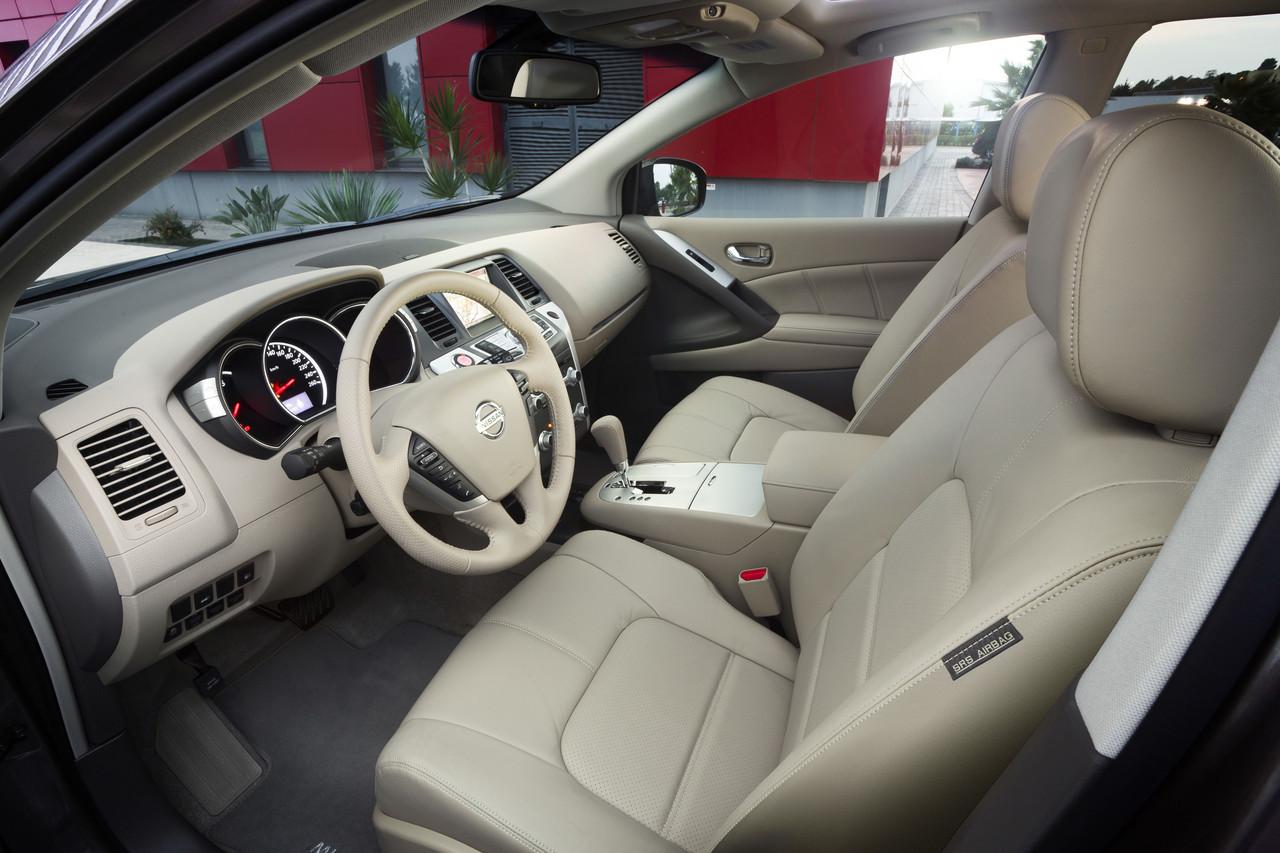 Foto de Nissan Murano 2012 (28/33)