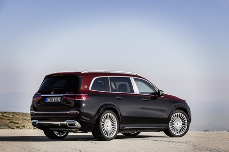 Mercedes Maybach Gls 600 2020 3