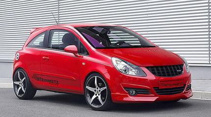 Opel Corsa preparado por Steinmetz