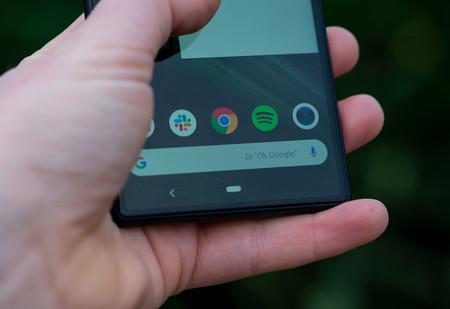 Sony Xperia 10 Plus Sistema Navegacion