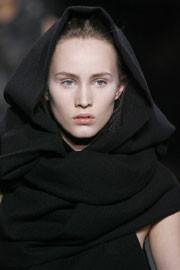 Ann Demeulemeester Otoño-Invierno 2006/2007