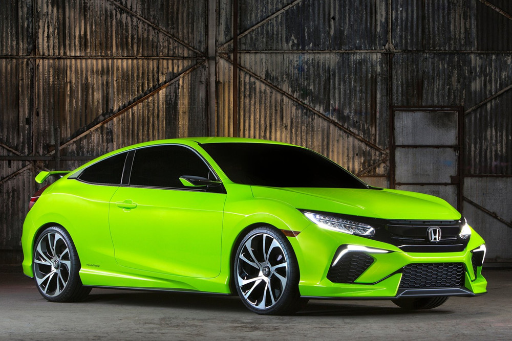 Foto de Honda Civic Concept (1/13)